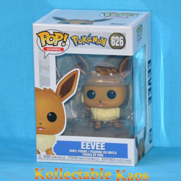 Pokemon - Eevee Standing Pop! Vinyl Figure