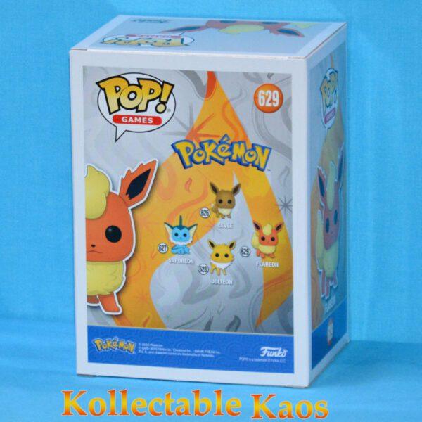 Pokemon - Flareon Pop! Vinyl Figure