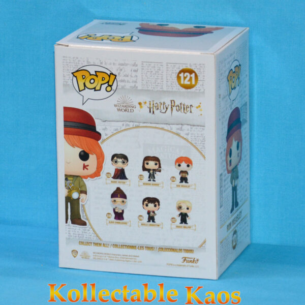 NYCC 2020 Fall Convention – Harry Potter – Ron Weasley