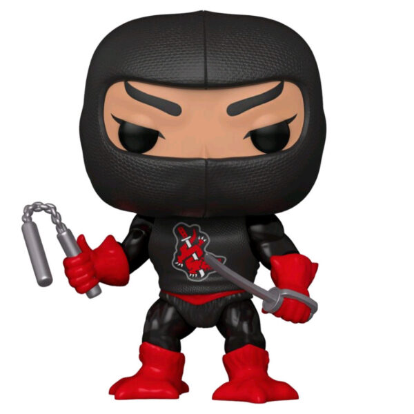 NYCC 2020 Fall Convention - Masters of the Universe - Ninjor Pop! Vinyl
