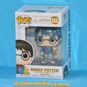 Harry Potter - Harry Potter with Golden Hedwig Holiday Pop! Vinyl Figure