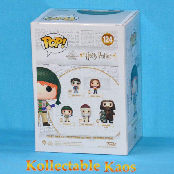 Harry Potter - Ron Weasley with Bon-Bon Holiday Pop! Vinyl Figure