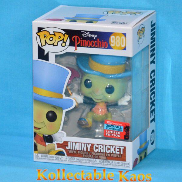 NYCC 2020 Fall Convention - Pinocchio - Jiminy Cricket Pop! Vinyl