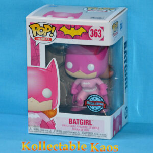 Batman - Batgirl Breast Cancer Awareness Pop! Vinyl Figure