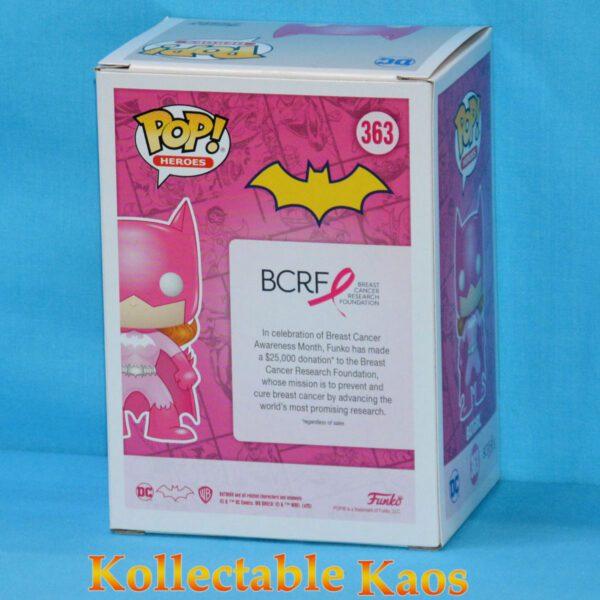 Batman - Batgirl Breast Cancer Awareness Pop! Vinyl Figure