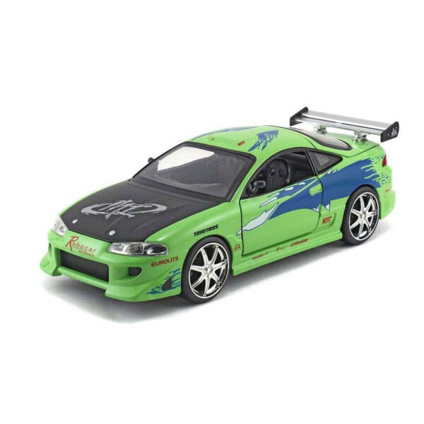 1:24 Jada - Fast & Furious - Brian's Mitsubushi Eclipse