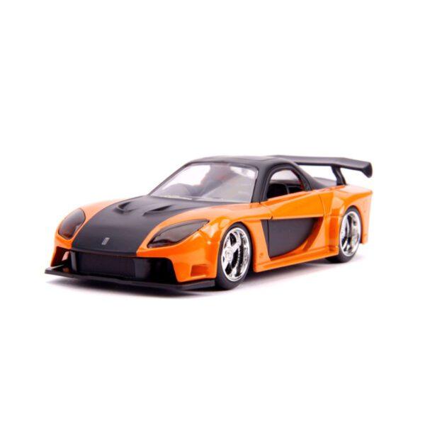 1:32 Jada Hollywood Rides - Fast & Furious - Han's Mazda RX-7