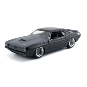 1:24 Jada Hollywood Ride - Fast & Furious - 1973 Plymouth Barracuda