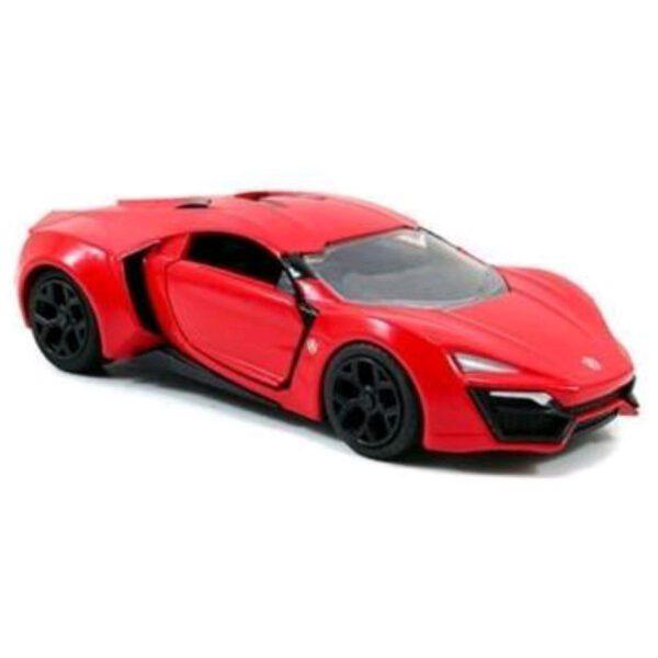 1:32 Jada Hollywood Rides - Fast & Furious - Lykan Hypersport