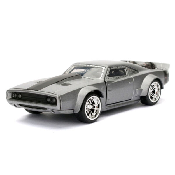 1:32 Jada Hollywood Ride - Fast & Furious - FF8 Ice Charger