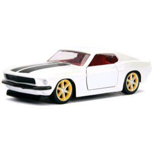 1:32 Jada Hollywood Rides - Fast & Furious - 1969 Ford Mustang Mk1