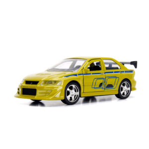 1:32 Jada Hollywood Ride - Fast & Furious - 2002 Mitsubishi Lancer EVO VII