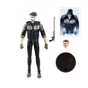 "Batman - The Joker White Knight 7"" Action Figure"