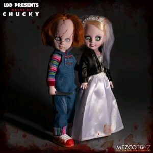"Bride of Chucky - Chucky and Tiffany 25cm(10"") Living Dead Dolls 2-Pack"