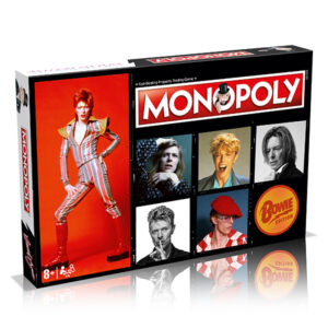 Monopoly - David Bowie Edition Edition