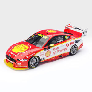1:18 2020 Championship Season - Ford Mustang GT Supercar - #12 Fabian Coulthard