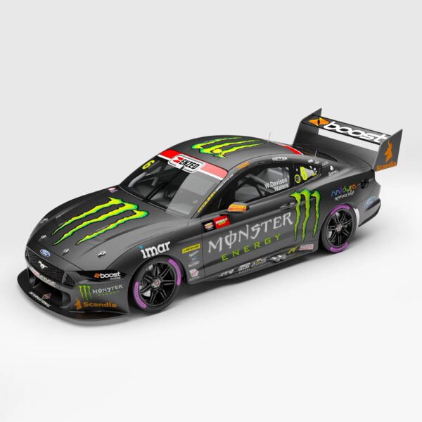 1:18 2020 Bathurst 1000 Pole Position - Ford Mustang GT Supercar - #06 Waters/Davison