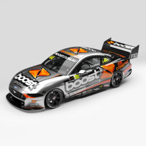 1:18 2020 Championship Season - Ford Mustang GT Supercar - #44 James Courtney