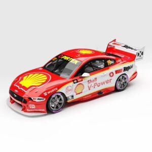 1:43 2020 Championship Winner - Ford Mustang GT Supercar - #17 Scott McLaughlin