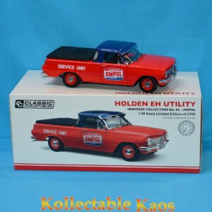 1:18 Classics - Holden EH Ulitiy - Heritage Collection - Ampol