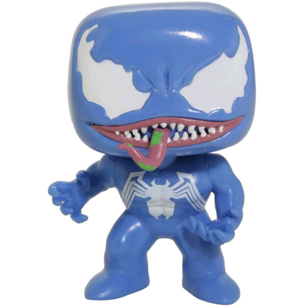 Spider-Man - Blue Venom (New Pose) Pop! Vinyl Figure