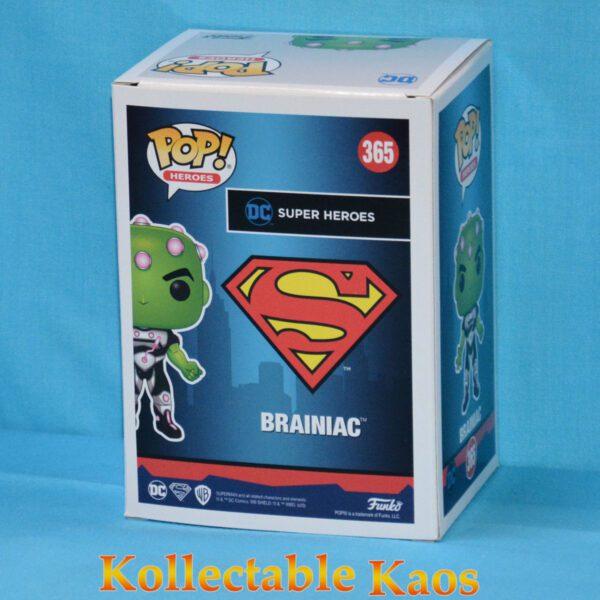Superman - Brainiac Pop! Vinyl Figure