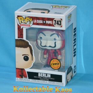 FUN34498 MONEYHEIST LaCasaDePapel Berlin Pop Chase 1 300x300 - South Australia's Largest Collectable Store
