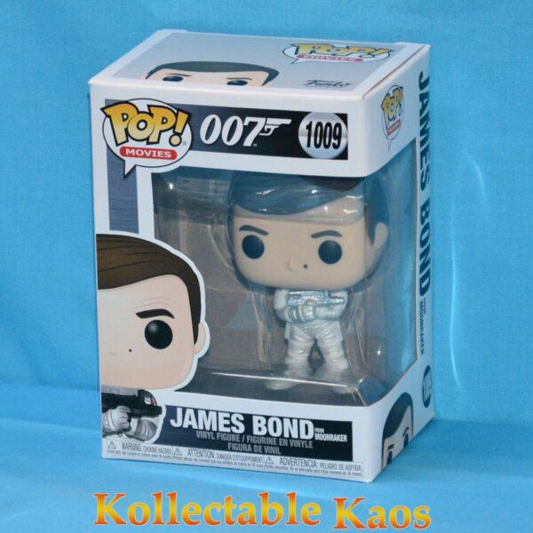 Moonraker - Roger Moore as James Bond Pop! Vinyl Figure