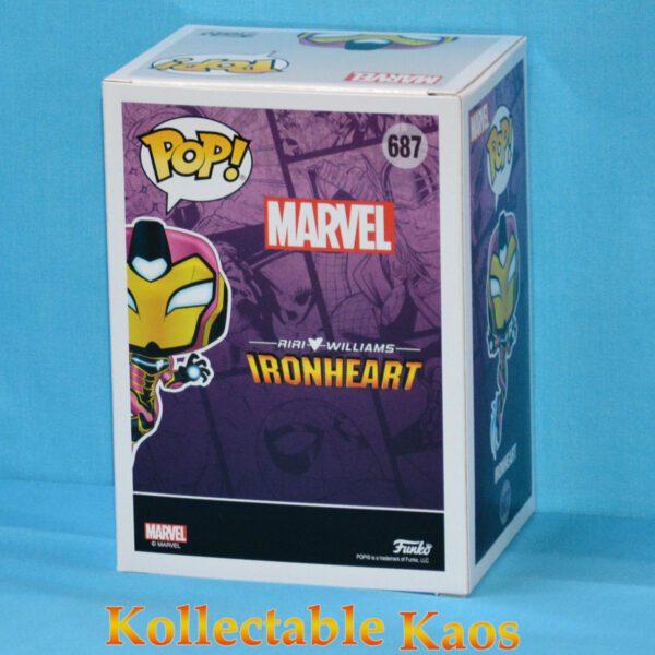 Iron Man - Ironheart Pop! Vinyl Figure