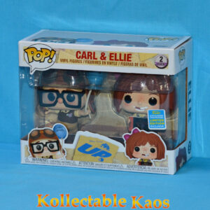 2019 SCE - Up - Young Carl & Ellie Pop! Vinyl Figure 2-Pack