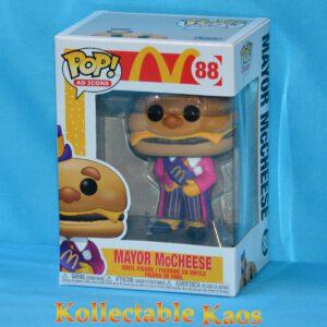Add Icons - McDonald's - Mayor McCheese Pop! Vinyl Figure