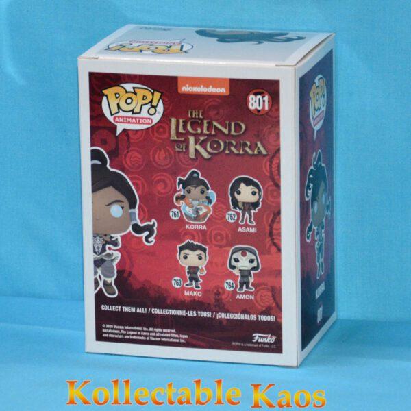 The Legend of Korra - Korra in Avatar State Pop! Vinyl Figure