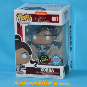 The Legend of Korra - Korra in Avatar State Pop! Vinyl Figure