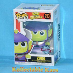 FUN49238 Pixar Alien Remix Zurg Metallic Pop 1 300x300 - South Australia's Largest Collectable Store