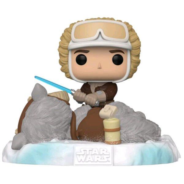 Star Wars - Han Solo with Tauntaun Deluxe Pop! Vinyl Figure