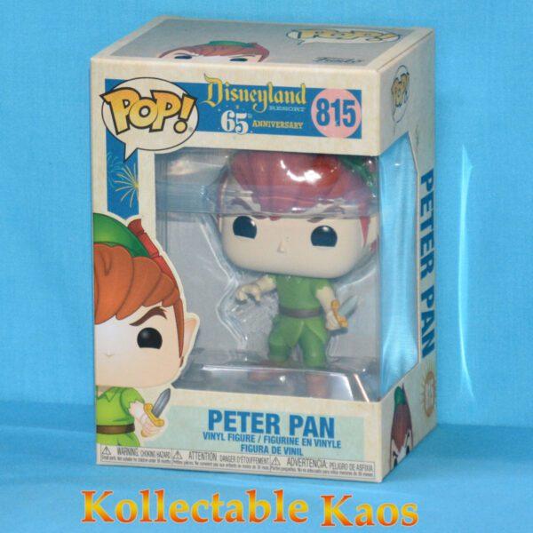 Peter Pan Disneyland 65th Anniversary Pop! Vinyl Figure