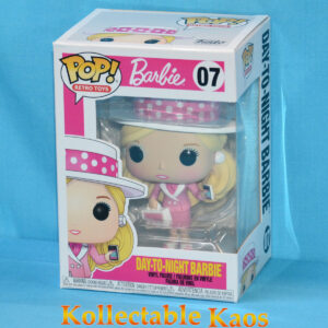 Barbie - Business Barbie(Day to Night) Pop! Vinyl Figure