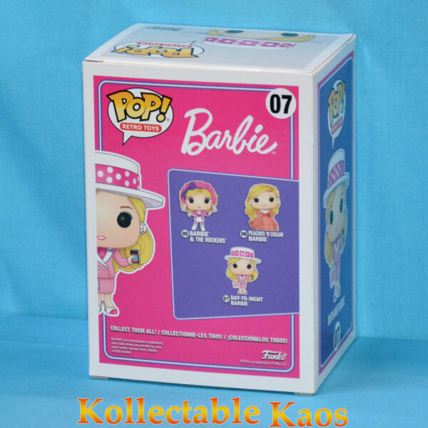 Barbie - Business Barbie(Day to Night) Pop! Vinyl Figure