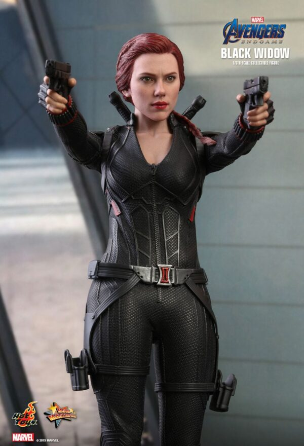 Avengers 4: Endgame - Black Widow 1/6th Scale Hot Toys Action Figure