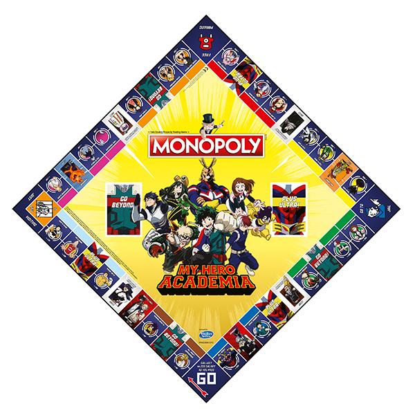 Monopoly - My Hero Academia Edition