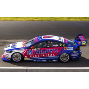 1:18 2020 Repco The Bend SuperSprint - Holden ZB Commodore - #2 Fullwood