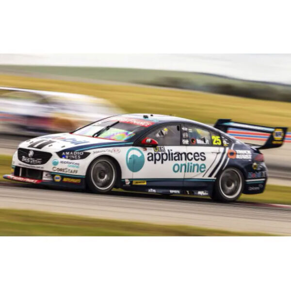 1:18 2020 Adelaide 500 - Holden ZB Commodore - #25 Mostert