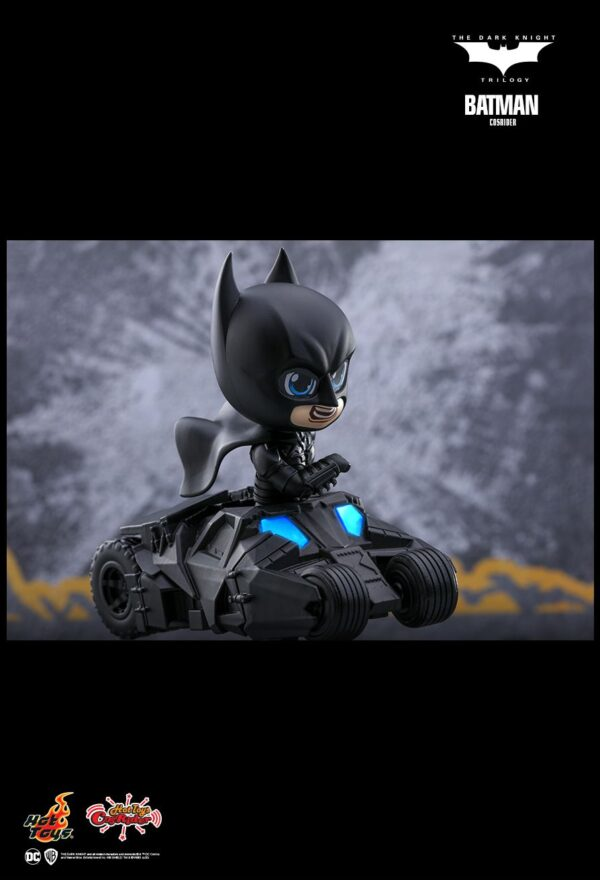 Batman: The Dark Knight - Batman CosRider Hot Toys Figure