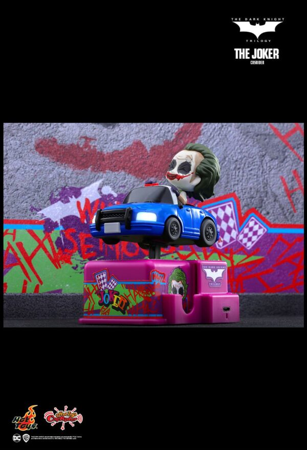 Batman: The Dark Knight - Joker CosRider Hot Toys Figure