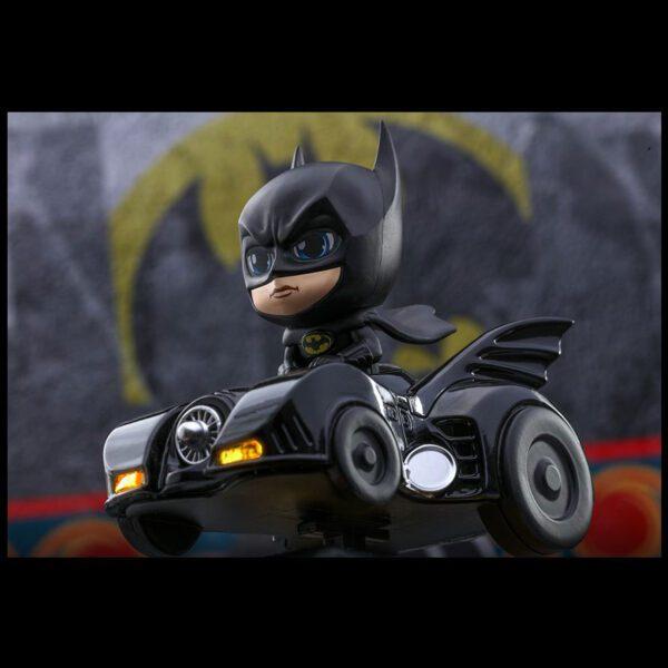 Batman (1989) - Batman CosRider Hot Toys Figure