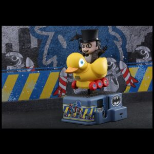 Batman Returns - Penguin CosRider Hot Toys Figure