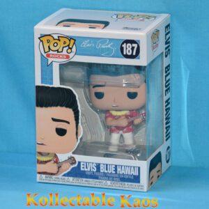 Elvis Presley Blue Hawaii Pop! Vinyl Figure
