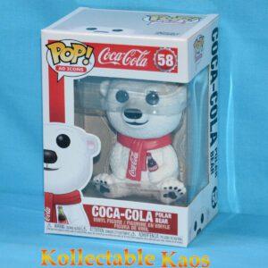 Ad Icons - Coca Cola - Polar Bear Pop! Vinyl Figure