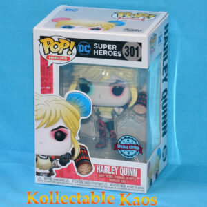 Suicide Squad: Rebirth - Harley Quinn with Mallet Pop! Vinyl Figure