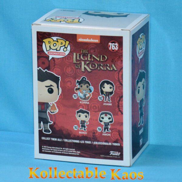 The Legend of Korra - Mako Pop! Vinyl Figure